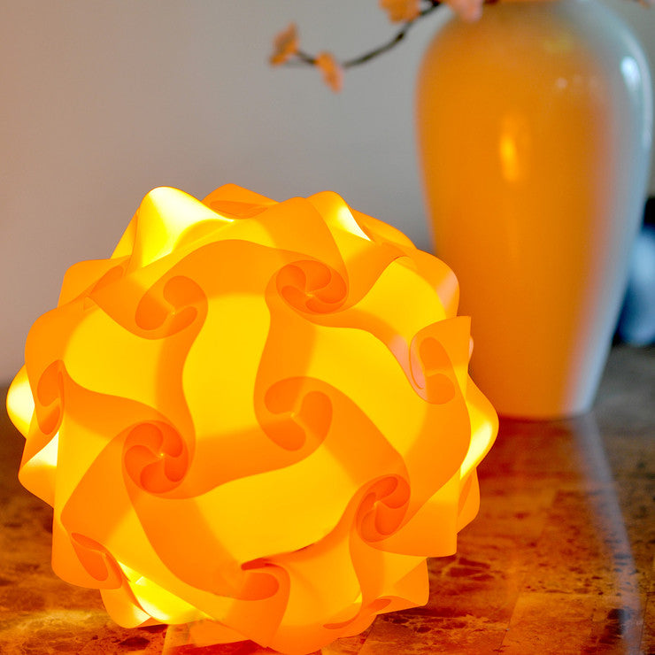 Lantern Orange 120 Piece Set