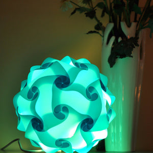 Lantern Blue Green 120 Piece Set