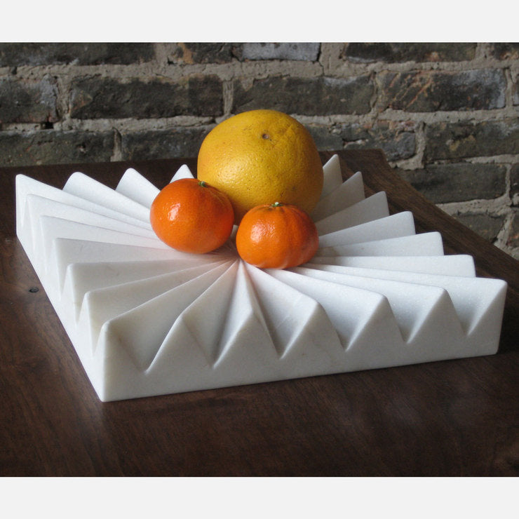 Marble Fruit Tray