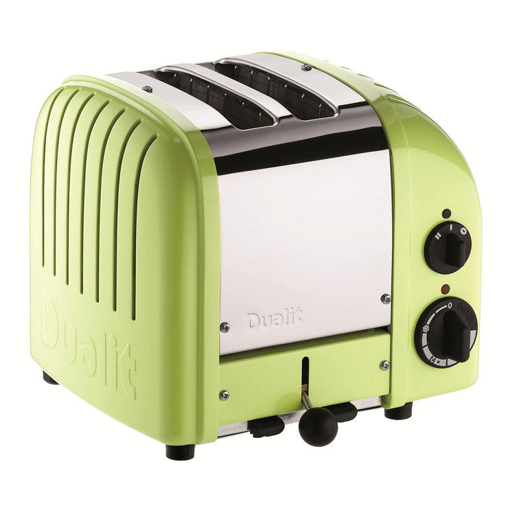 Classic 2 Slice Toaster Lime