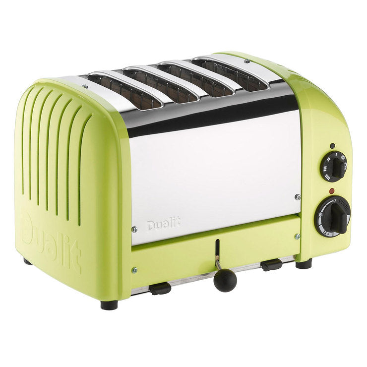 Classic 4 Slice Toaster Lime