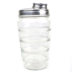 Cocktail Shaker Glass I