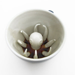 Octopus Creature Cup 15oz