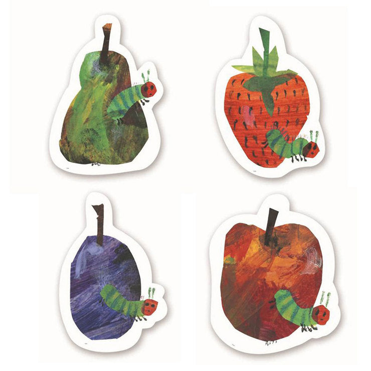 Caterpillar Fruit Pack Set Of 5