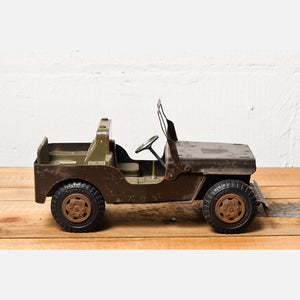 '50s Convertilble Army Jeep