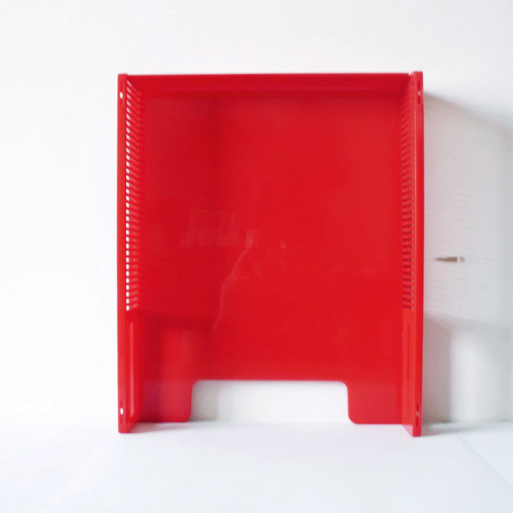 Letter Tray Bright Red