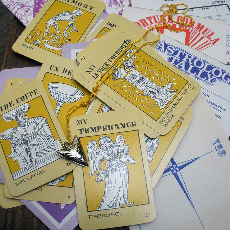 60s Fortune Telling Game