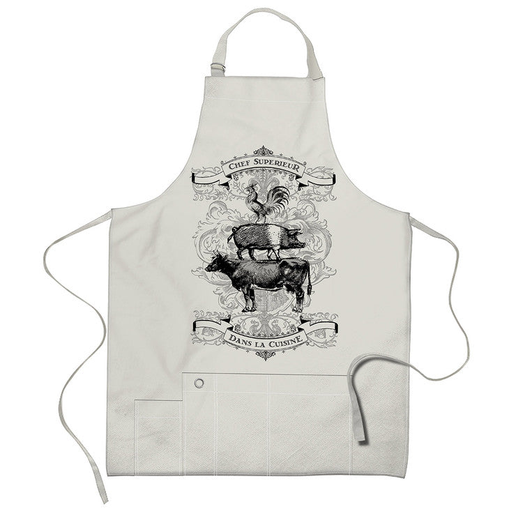 Animal Stack Apron