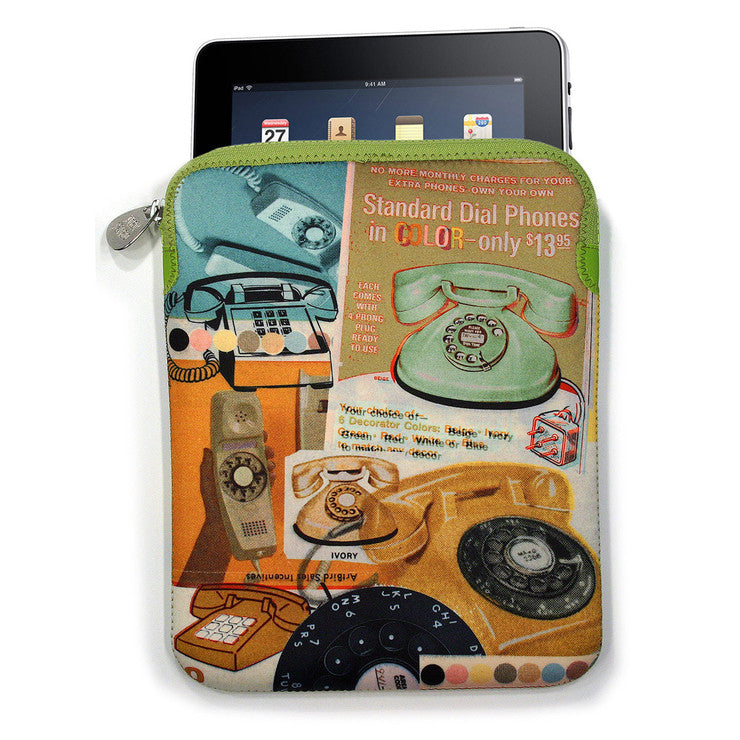 iPad Tablet Sleeve Phones