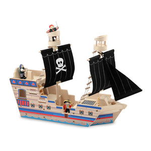 Deluxe Pirate Ship Set