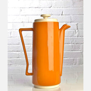 Coffee Pot Orange