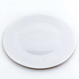 Cometa Charger Plate White 2PK