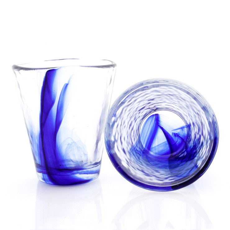 Murano Water Glass Set Of 4