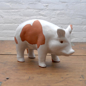 Clay Pig