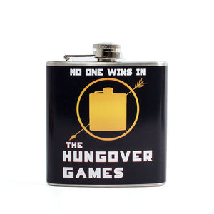 Hungover Games Flask