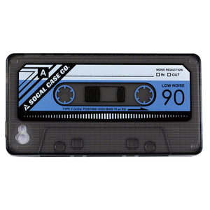 iPhone 4/4S Case Cassette Smoke