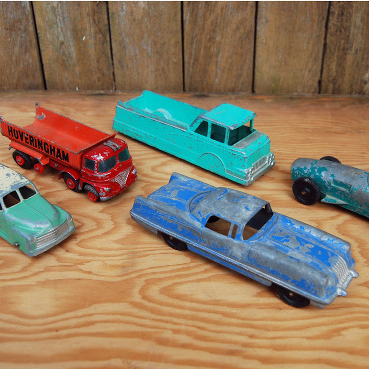 Die-cast Car Set I