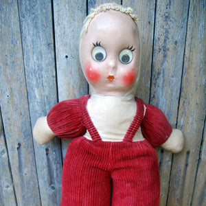 Giant Googly Doll