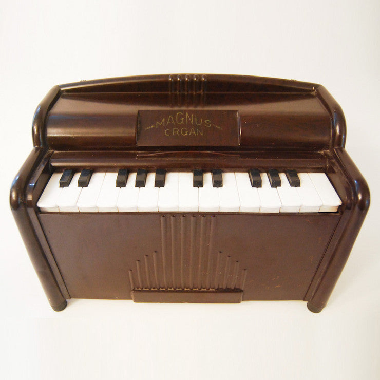 '50s Magnus Toy Organ
