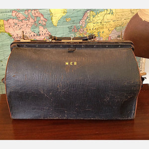 Early 1900s Doctors Bag