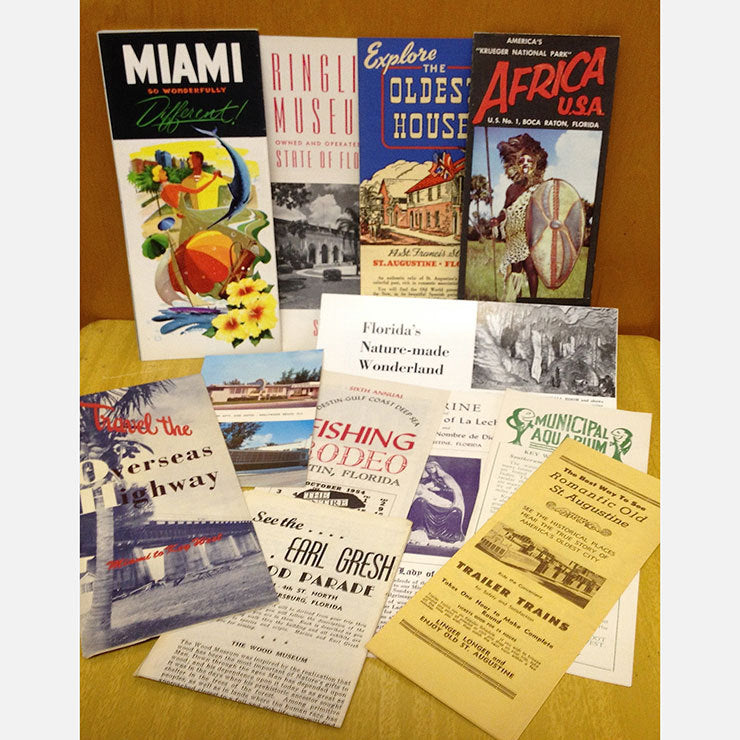 '50s Florida Vacation Set IV