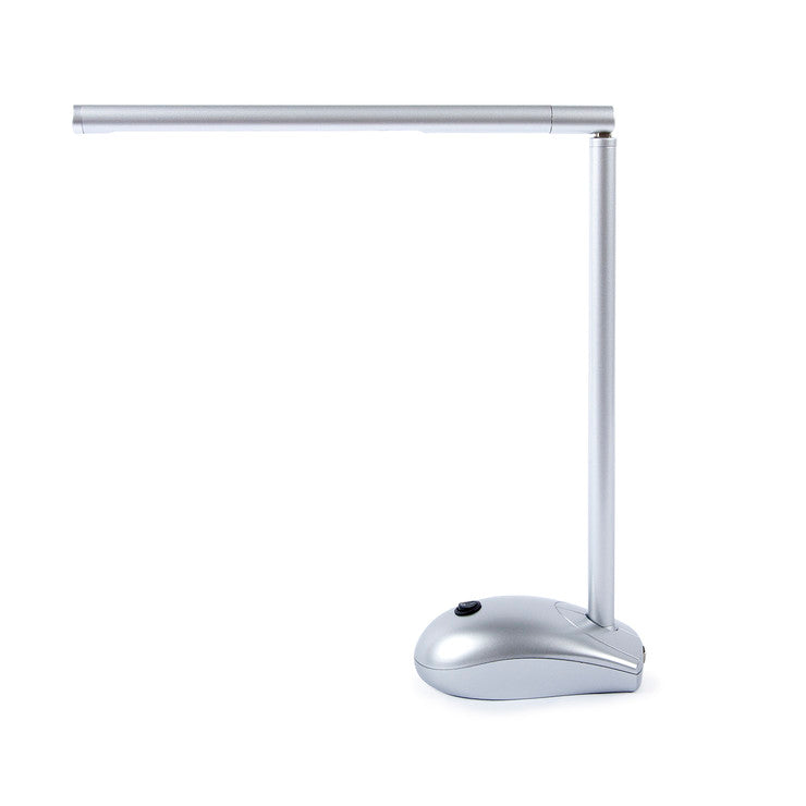 Candy LED Desk Lamp Silver