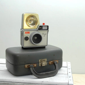 Ansco Cadet II With Carry Case
