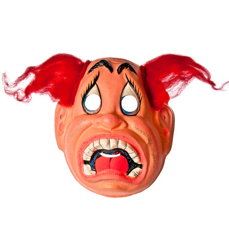 Ben Cooper Scary Clown Mask