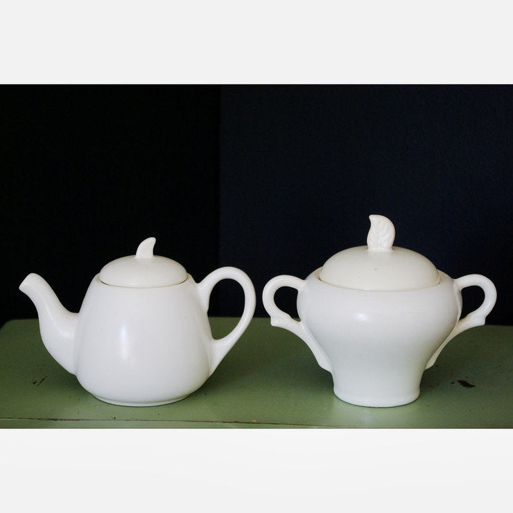 Joaquin Cream & Sugar Set