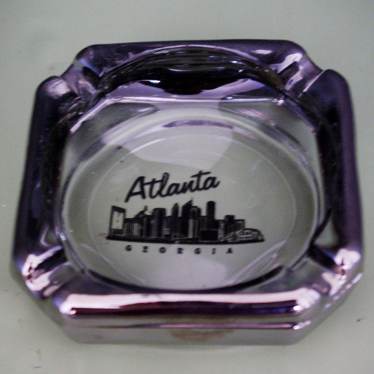 Atlanta Georgia Ashtray