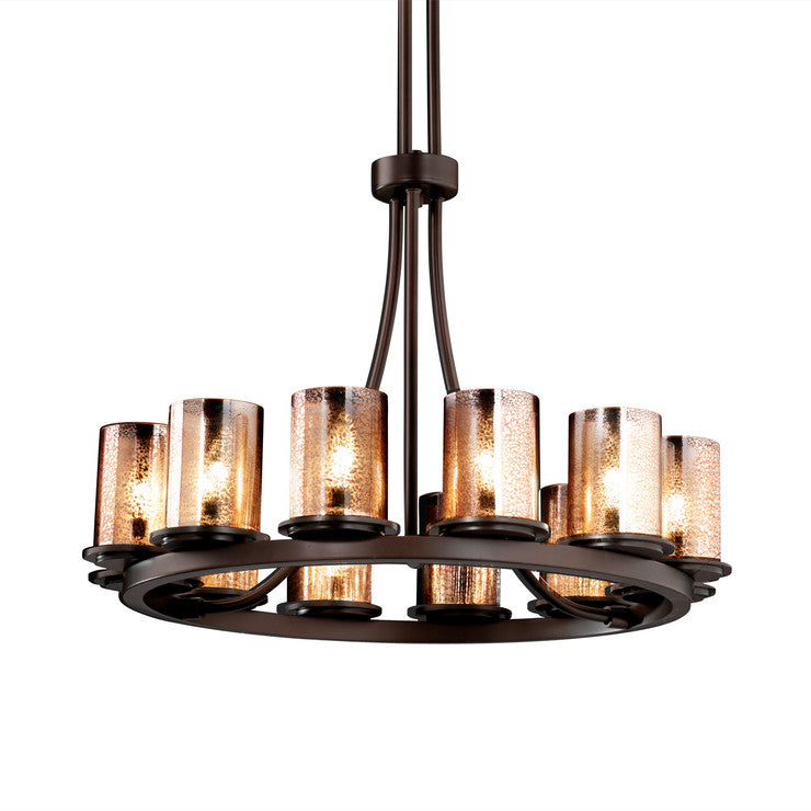 Dakota 12-Light Chandelier