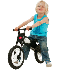 Cool Balance Bike Metal Black