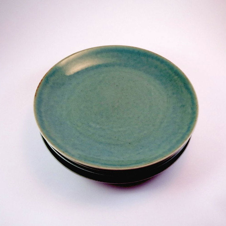Salad Plate Blue Set Of 4