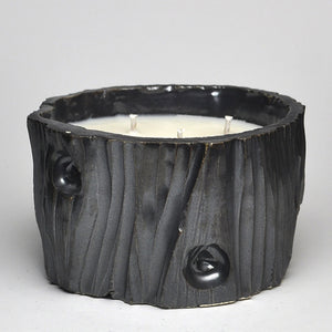Ceramic Log Musk 20oz Gunmetal