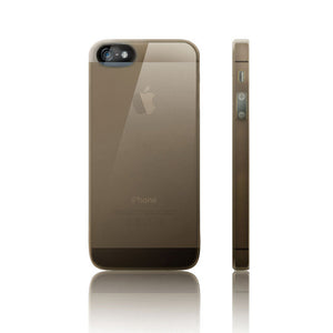 iPhone 5 Crystal Case Gray