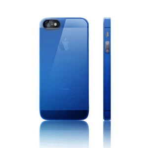 iPhone 5 Crystal Case Blue
