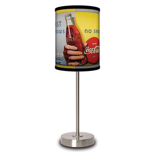 Coca-Cola Thirst Lamp