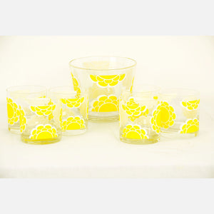 Colony Drinking Glasses & Bucket