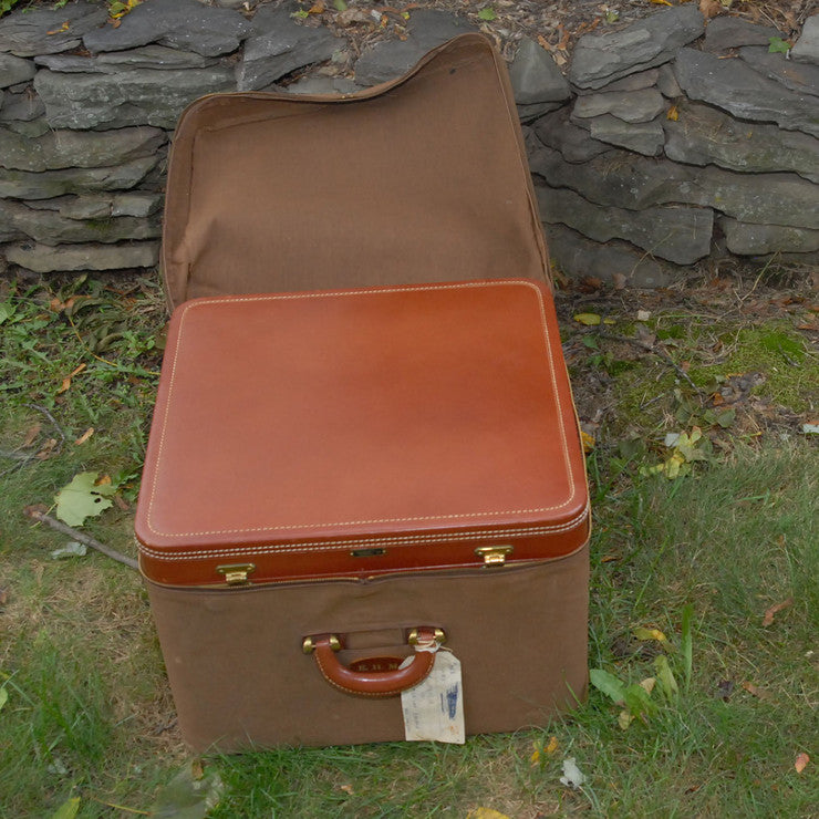 Leather Travel Case & Cover