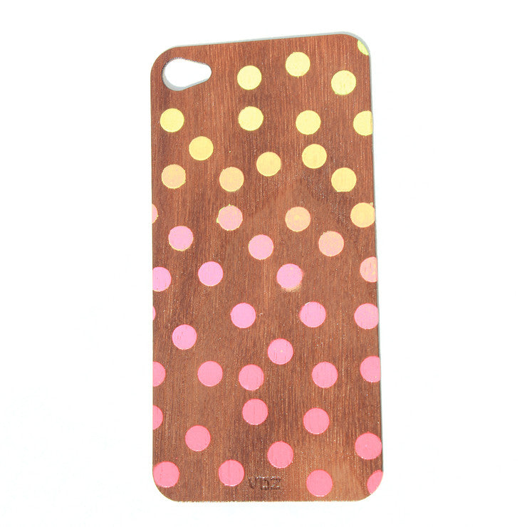 iPhone Skin Polka Dot