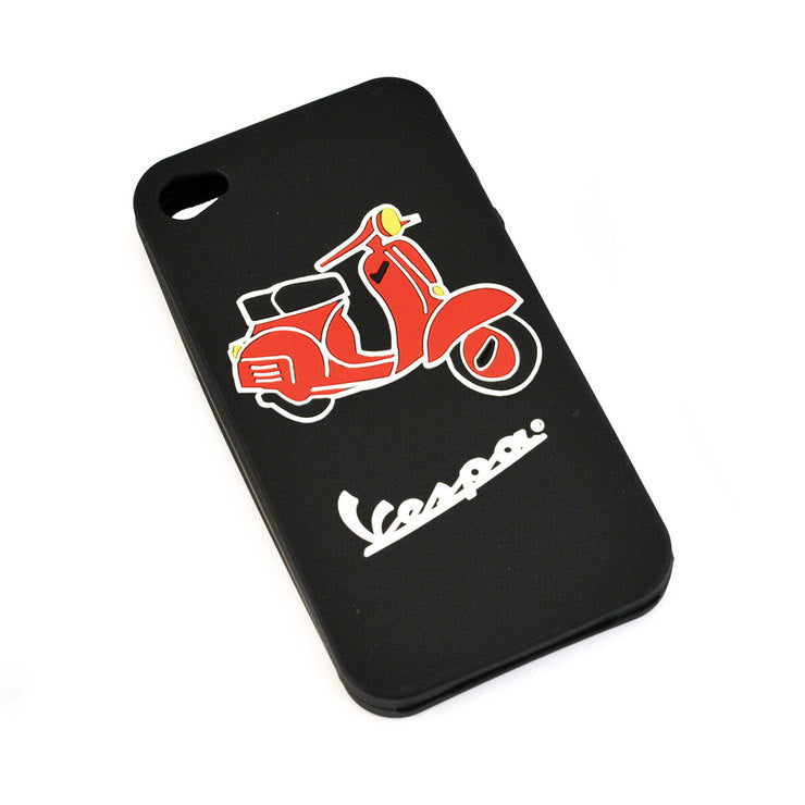 iPhone Cover Vespa Red