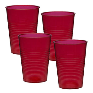 Basic Tumbler Red Set Of 4