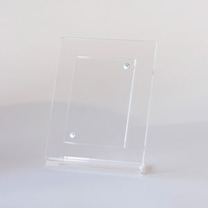 Magnetic Frame 2.5x3.5 Clear
