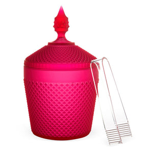 Palm Beach Ice Bucket Pink