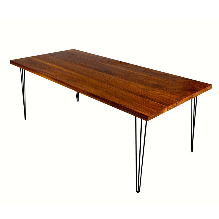 Ansley Dining Table Large Walnut