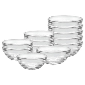 Lys Stackable Bowl Set Of 12