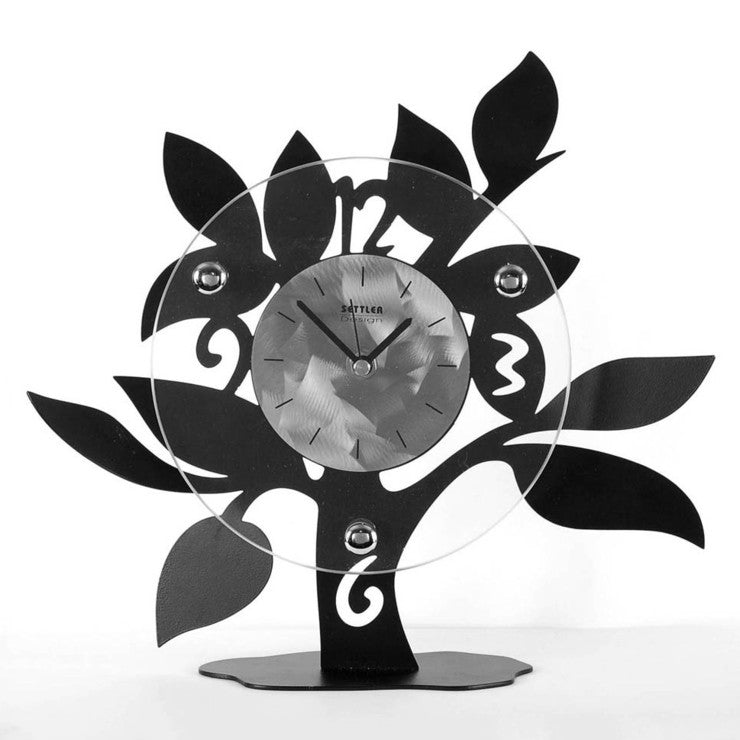 Abstract Tree Table Clock