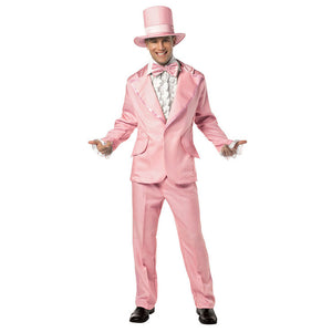 70s Funky Tux Costume Pink