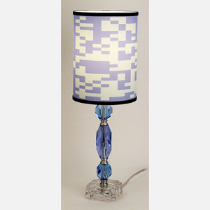 Grace QR Code Shade Blue