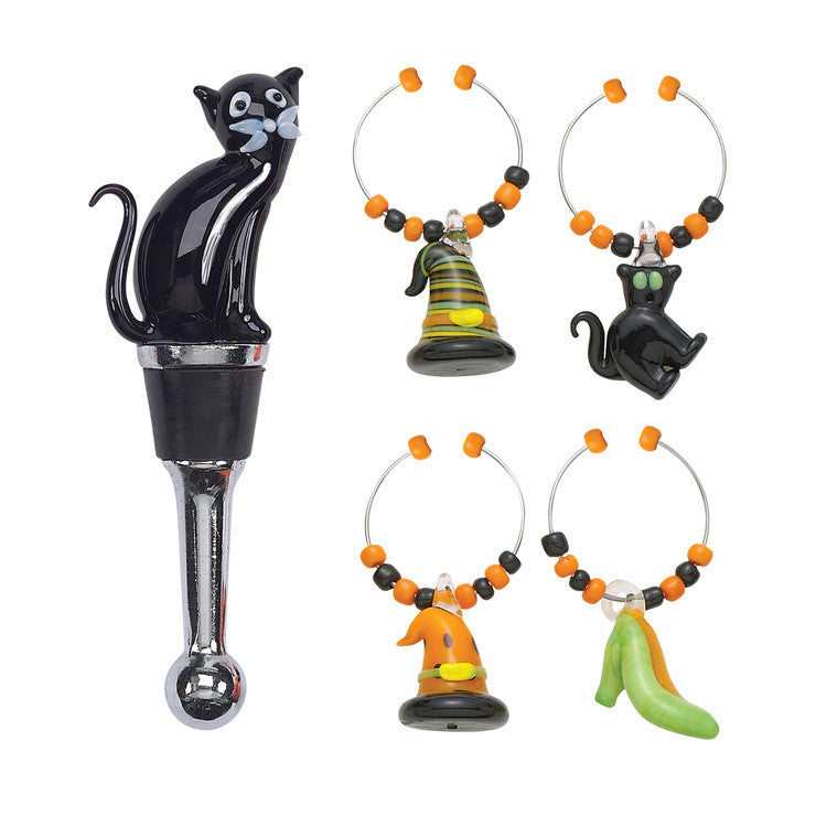 Witches Brew Wine Set